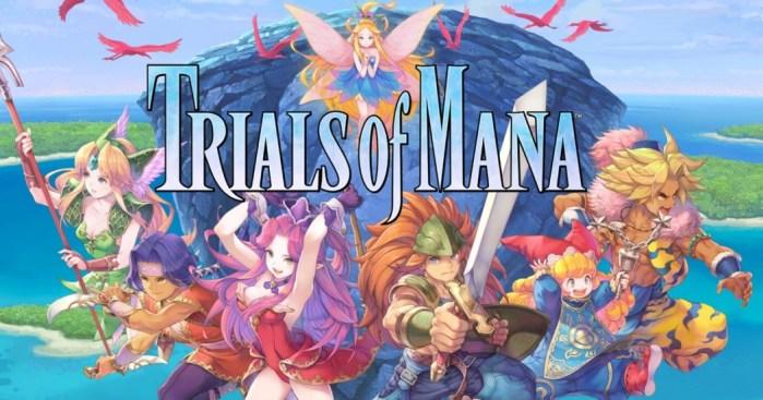 A demo de Trials of Mana Remake está sensacional e você deveria dar uma chance