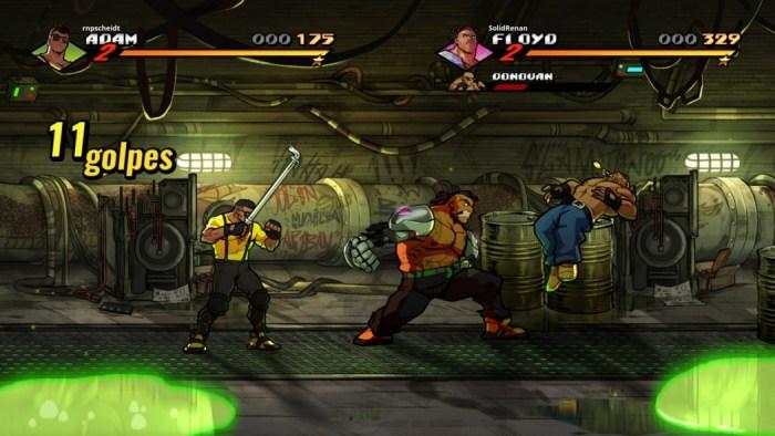 Análise Arkade: Streets of Rage 4 traz uma boa mistura de pancadaria e nostalgia