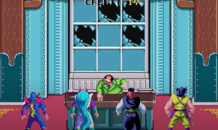 "RetroArkade: Mystic Warriors, a ""sequência"" com ninjas de Sunset Riders"
