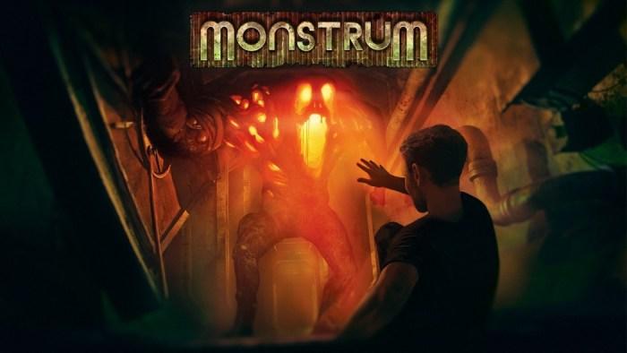Monstrum: game de terror procedural chega em maio para os consoles, veja o trailer