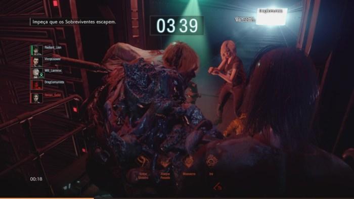 Análise Arkade: O multiplayer assimétrico de Resident Evil Resistance