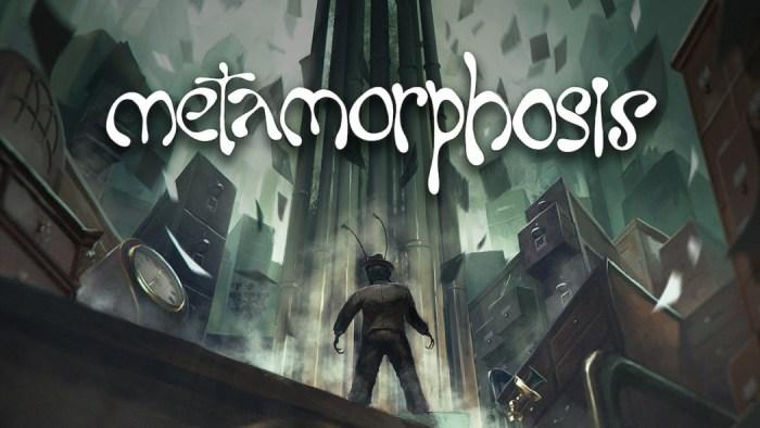 Torne-se um inseto e explore um mundo totalmente novo em Metamorphosis