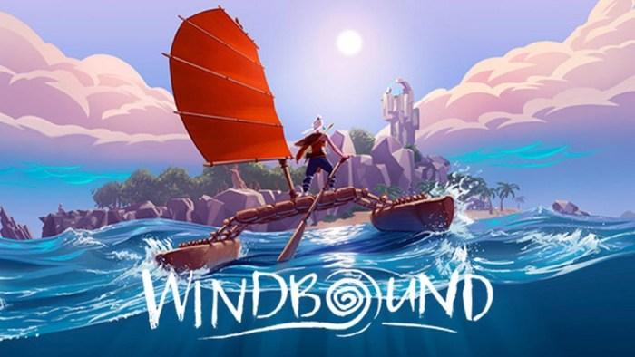 Conheça Windbound, um belo novo jogo de exploração e sobrevivência