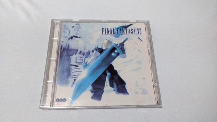 Memory Card: minha história com Final Fantasy VII
