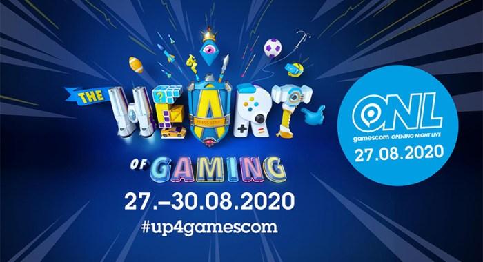 Gamescom anuncia data de seu evento digital para 2020