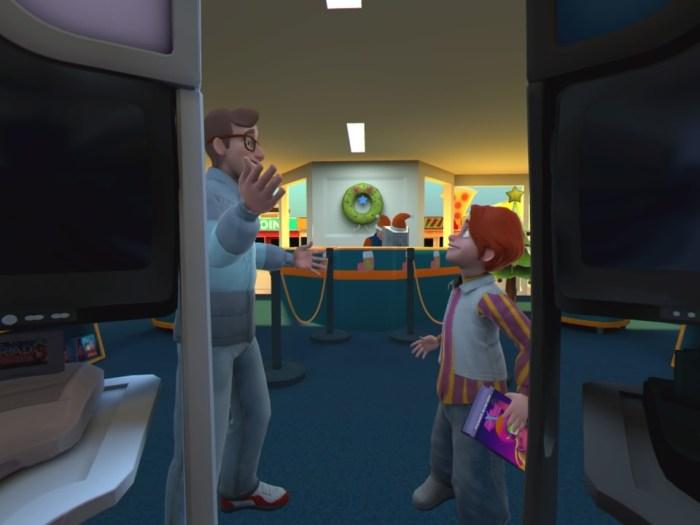 Arkade VR: Pixel Ripped 1995 é uma experiência retrô única na realidade virtual
