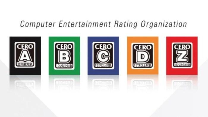 CERO, órgão japonês de classificação etária, retomará atividades após um mês de portas fechadas