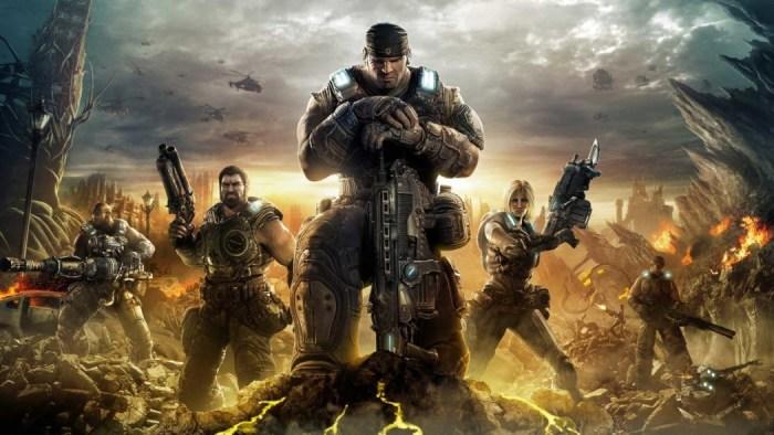 Vídeo mostra Gears of War 3 rodando no Playstation 3; Epic explica que era apenas um teste