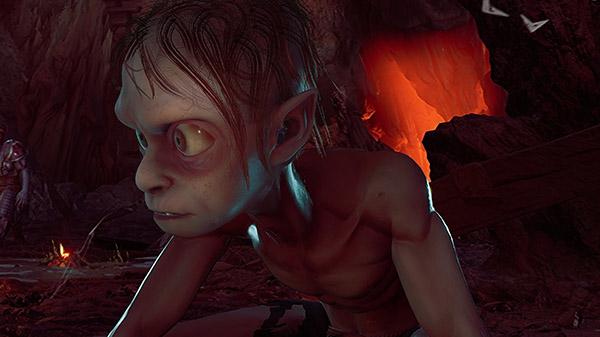 O Senhor dos Anéis: jogo do Gollum ganha suas primeiras imagens!