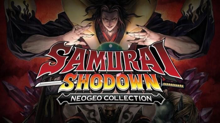 Samurai Shodown NeoGeo Collection vai reunir títulos clássicos em um combo épico!