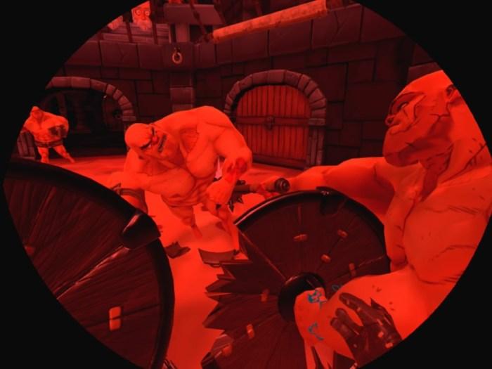 Arkade VR: GORN traz diversão sanguinária e alguns problemas de execução