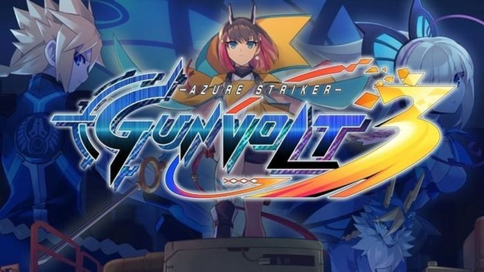 Azure Striker Gunvolt 3 é anunciado com trailer, Keiji Inafune está na equipe de produção