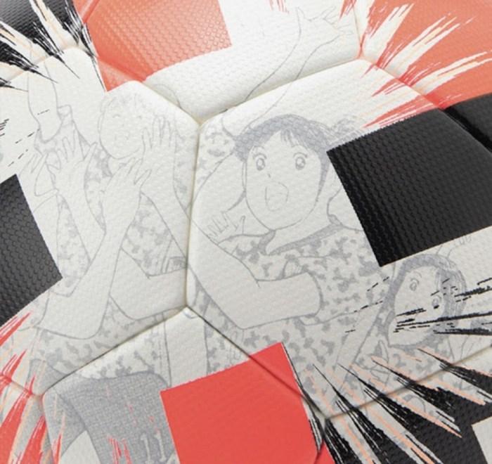 Bola do torneio de futebol das Olimpíadas de Tóquio é inspirada em Oliver Tsubasa