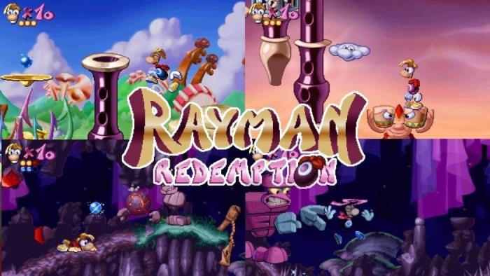 """Conheça Rayman Redemption: um """"remake"""" fan made do game de 1995"""