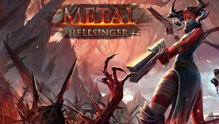 """Metal: Hellsinger - vem aí um """"FPS Musical"""" com demônios e muito heavy metal"""