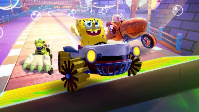 Nickelodeon Kart Racers 2 é anunciado com muito mais personagens, veja o trailer
