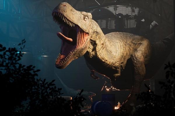 Conheça Deathground, um novo survival horror co-op em um mundo de dinossauros