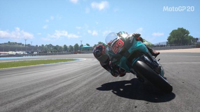 MotoGP 20 - Regulando sua moto em Jerez, para vencer como Quartararo