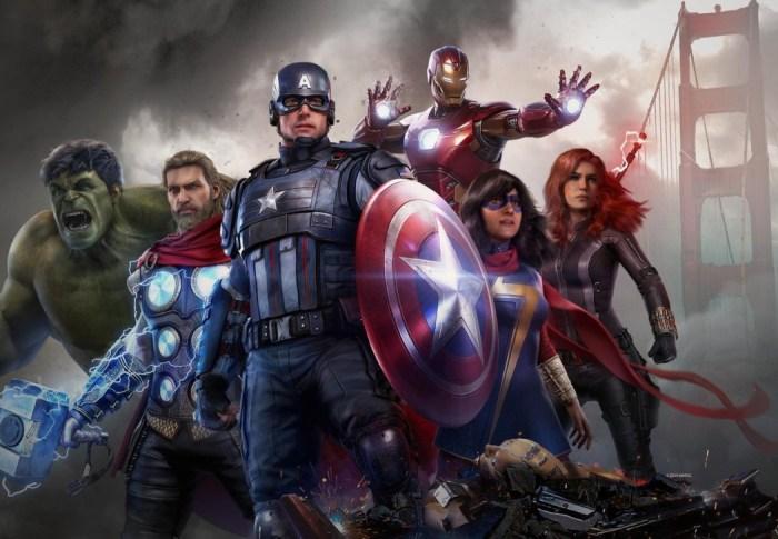 Marvel's Avengers: novos trailers, Gavião Arqueiro e datas da fase de beta testes