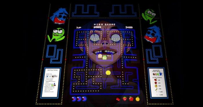 Gorillaz celebra 40 anos de Pac-Man com música em homenagem ao game
