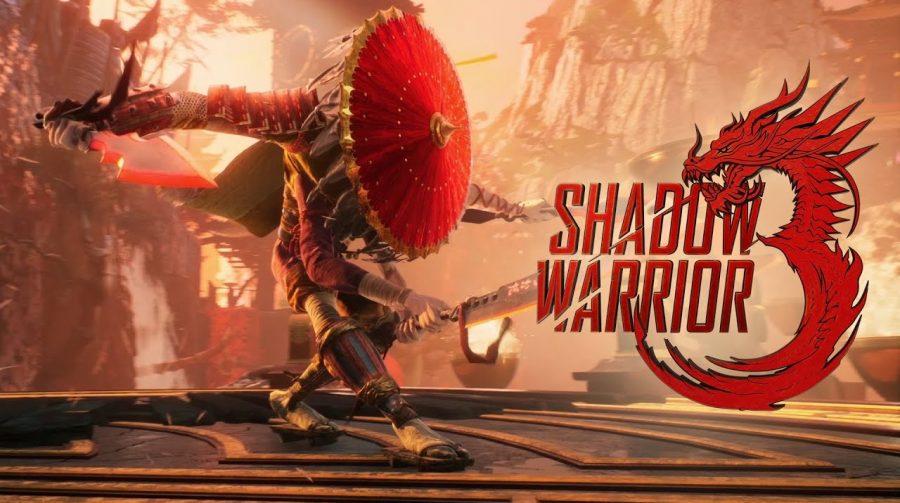 Assista agora a 17 minutos de gameplay e loucura de Shadow Warrior 3