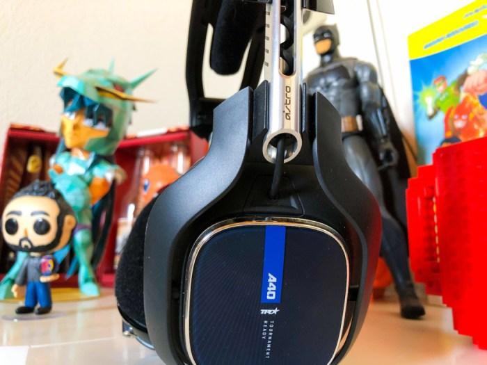 A qualidade sonora nos games apreciada com o Astro A40 TR