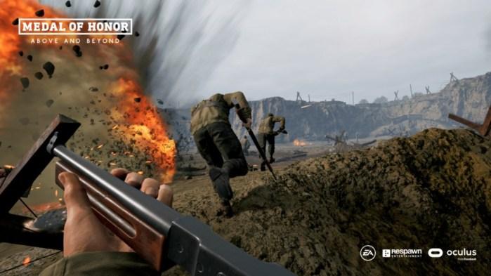 Gamescom 2020: confira o explosivo gameplay de Medal of Honor: Above and Beyond