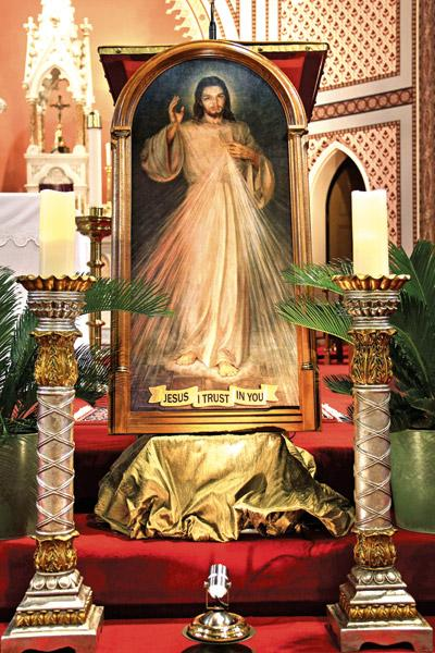 Devotion to Divine Mercy spreading across diocese