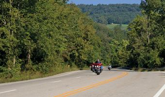 Motorcycling Trail Arkansas