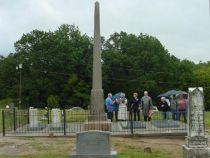 Photo of cemetery