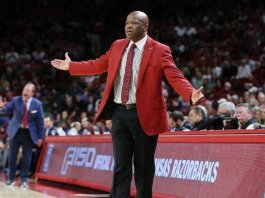 St. John's unexpectedly hiring ex-Arkansas coach Mike Anderson concludes embarrassing coaching search