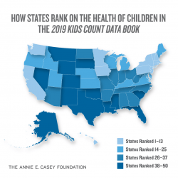 Children's Health in Arkansas: Losing Ground on Key Measures