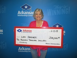 Father's Day Gift Turns Into 0,000 Lottery Prize For Arkansas Man