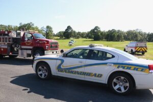 Woman Falls Off State Park Waterfall..Injury – HOT SPRING COUNTY