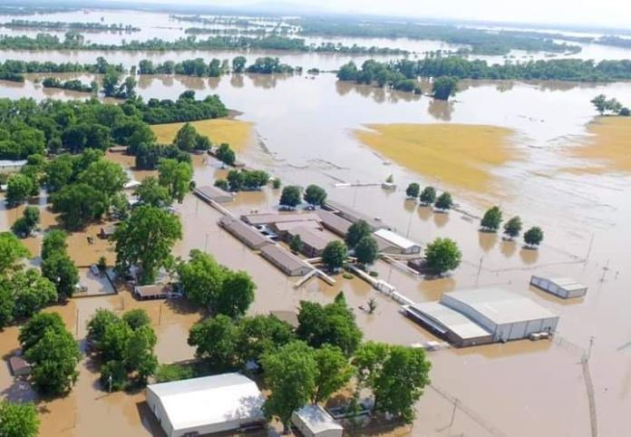 Moffett Churches And Community Unite In Journey to Recover From Historic Flooding