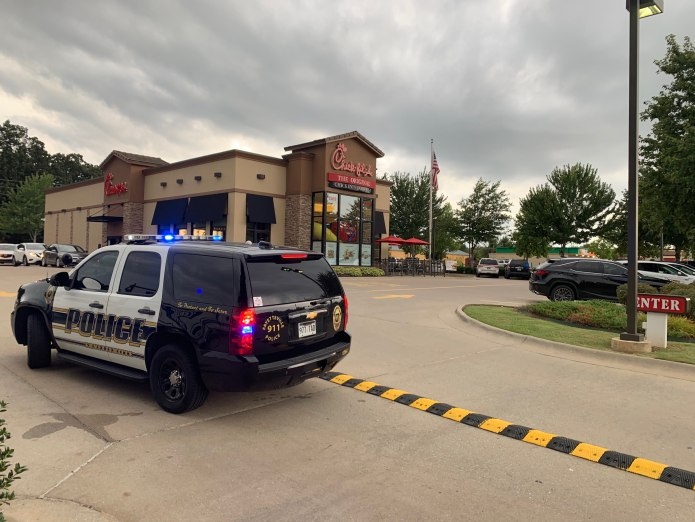 Pedestrian Hit By Vehicle Outside Chick-fil-A In Fayetteville