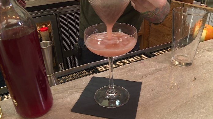 World Renowned Bar Tender Says Fayetteville Bar Among Nation's Best