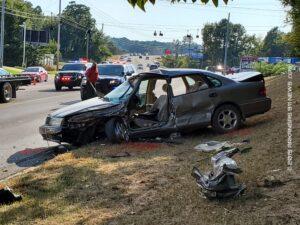 Fatal Weekend Airport Road Crash – HOT SPRINGS