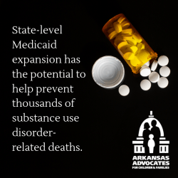 Substance Use Disorders and Medicaid Expansion: How do they Intersect?