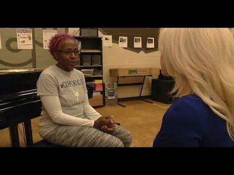 VIDEO: Deaf Dancer forms dance troupe