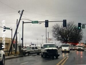 Traffic Crash At Cooper Street – HOT SPRINGS
