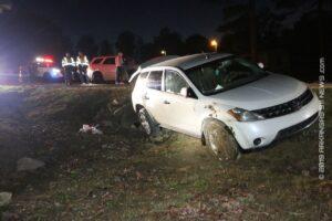 Rollover Crash On Buxton Loop – GARLAND COUNTY