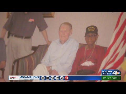 VIDEO: 110 Year Old Veteran