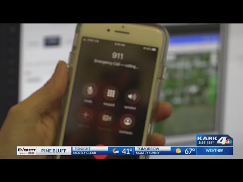 VIDEO: 911 director encourages Arkansans to make Smart911 profile