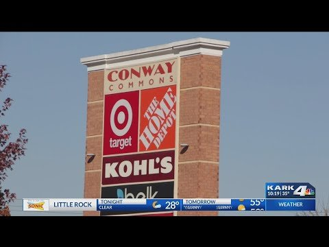 VIDEO: Conway Police increase presence at stores for the 'Shop Secure' program