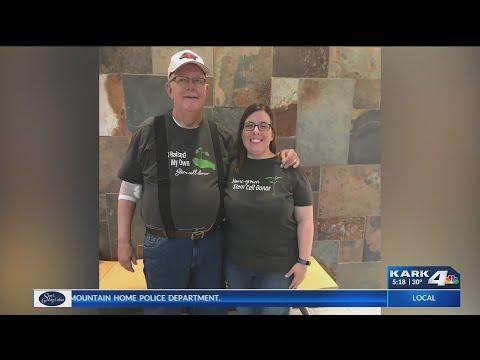 VIDEO: Daughter saves Dad