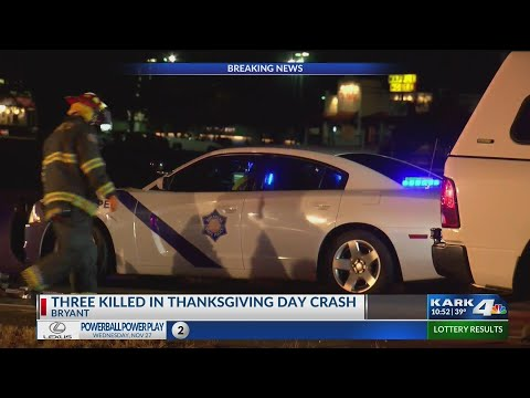 VIDEO: Deadly triple fatal accident fix