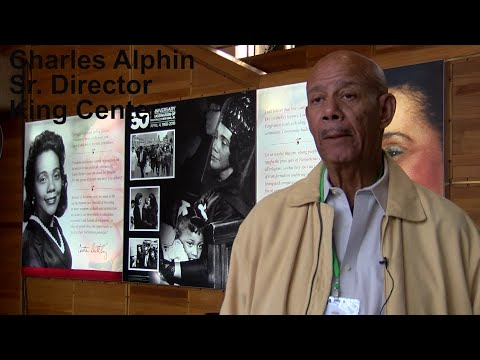 VIDEO: Web Extra: Raw Interviews from Nonviolence 365 Orientation at the King Center in Atlanta