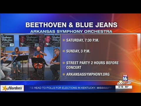 VIDEO: music and jeans
