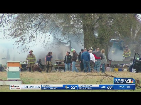 VIDEO: Fatal House Fire
